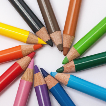 Color Outside the Lines and Share Your Joy!